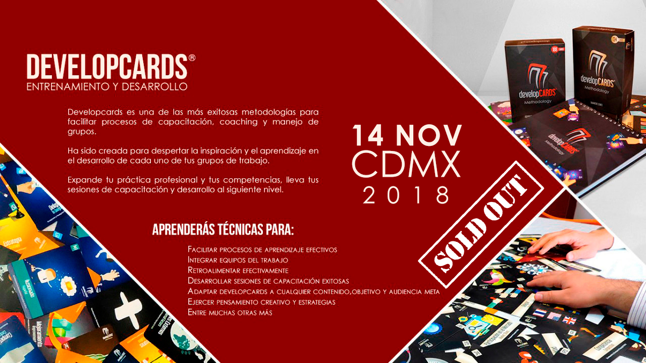 DevelopCards Certificación